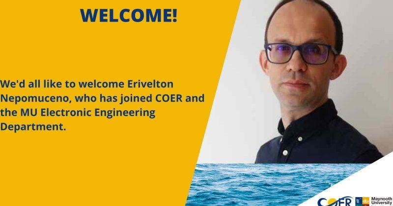 Welcome – Erivelton Nepomuceno